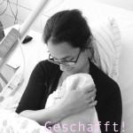 Geburtsbericht- Teil 1