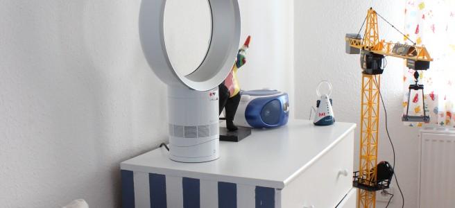 Dyson ventilator mama mia for Ventilator kinderzimmer