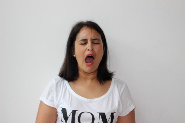 Mama müde