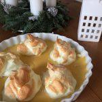 Weihnachtliche Schneeberge – (Kleine Genießer)