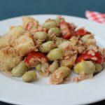 Panzanella- Rezept für italienischen Brotsalat